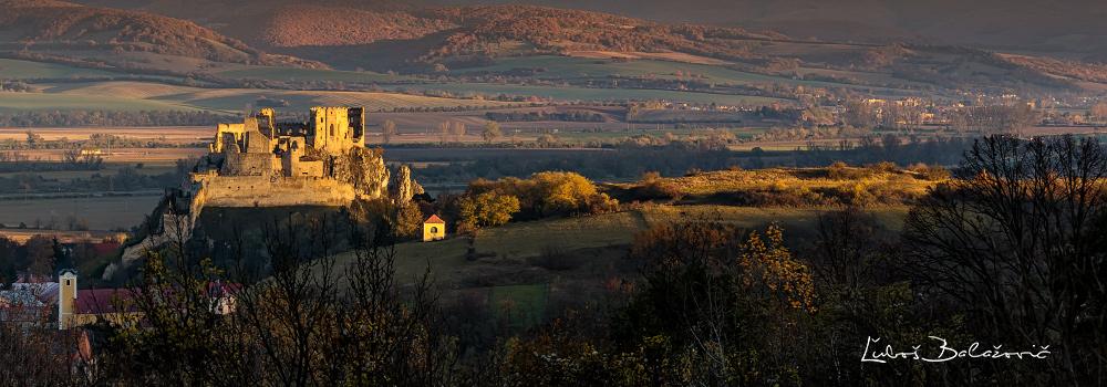 História hradu Beckov