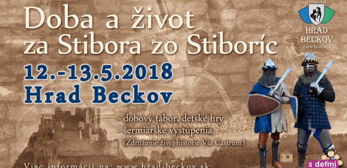 Doba a život za Stibora zo Stiboríc