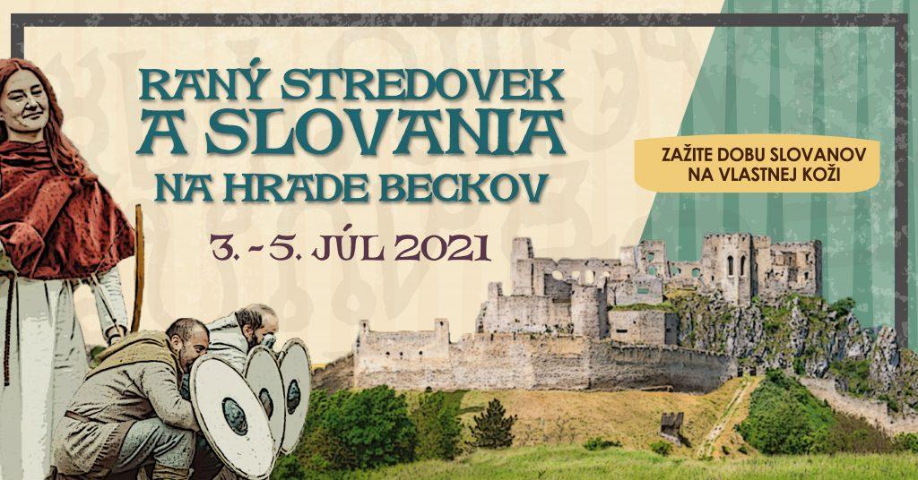 Raný stredovek a Slovania na hrade Beckov