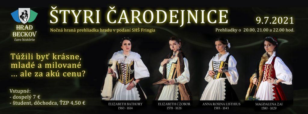Štyri čarodejnice