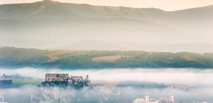 Hrad beckov - foto